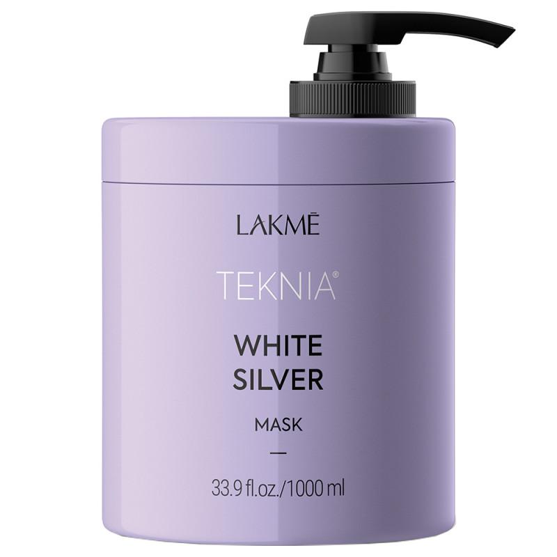 Lakmé TEKNIA White Silver Mask 1000 ml