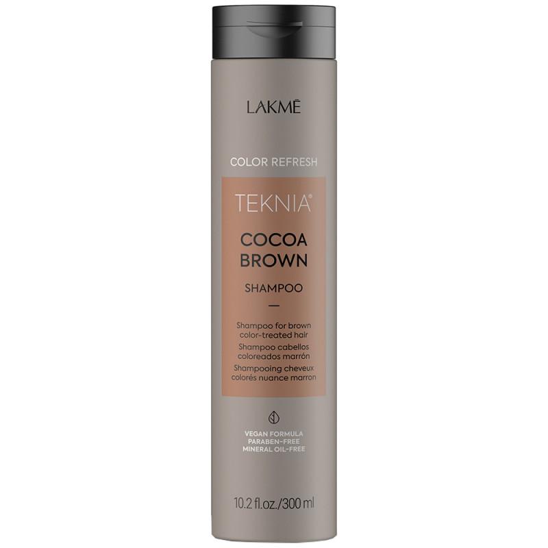 Lakmé TEKNIA Refresh Cocoa Brown Shampoo 300 m