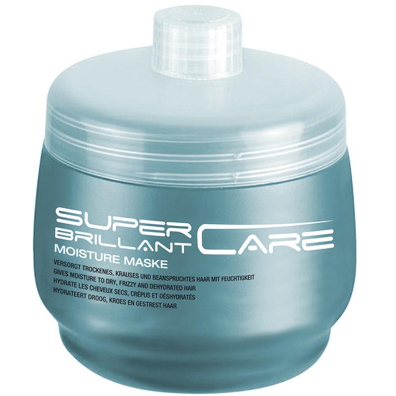 Hair Haus Super Brillant Care Moisture Maske 500 ml