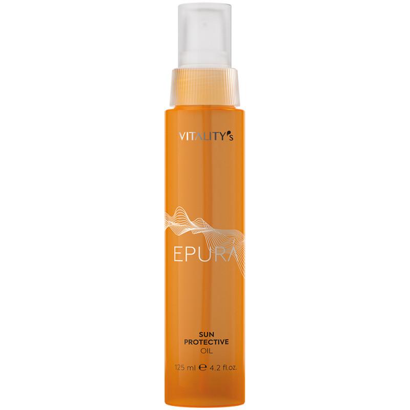 Vitality's EPURÁ Sun Protective Oil 125 ml