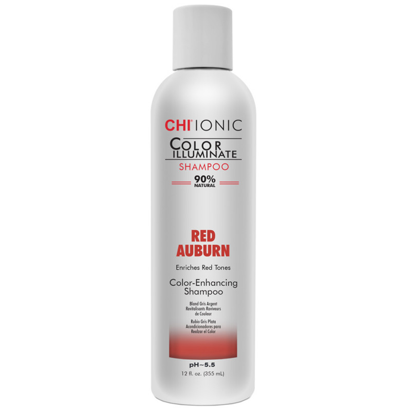CHI Ionic Color Illuminate Shampoo red auburn 355 ml