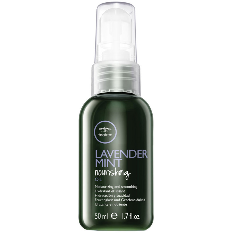 Paul Mitchell Tea Tree Lavender Mint Nourishing Oil 50 ml