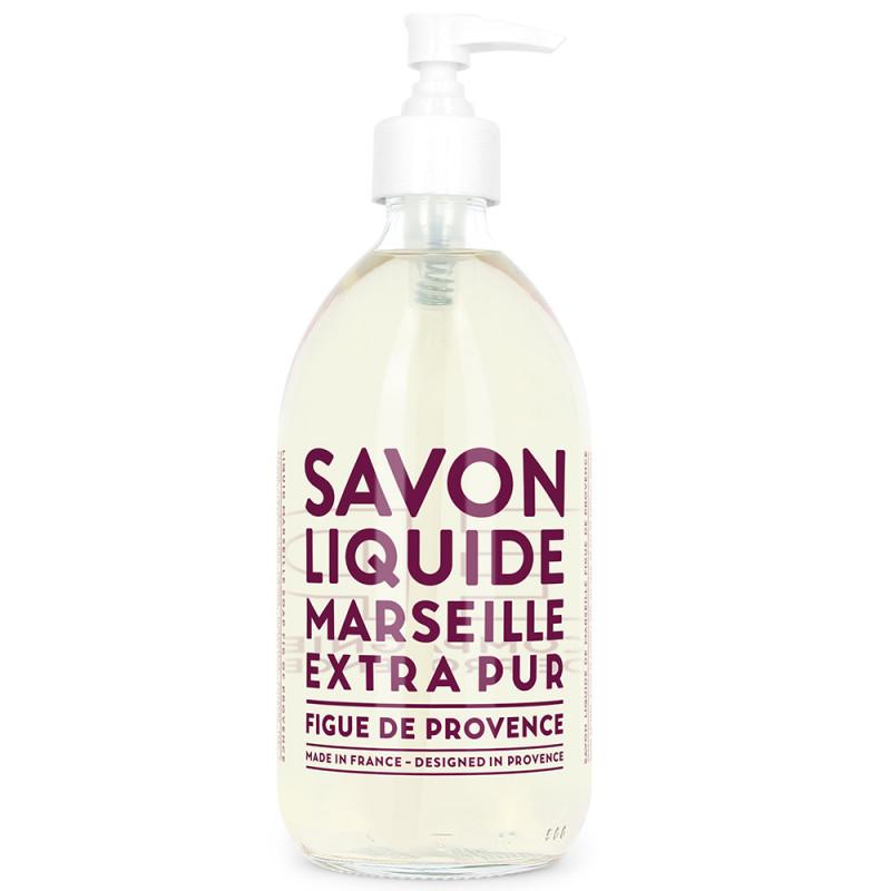 Compagnie de Provence Liquid Marseille Soap Fig of Provence 495 ml