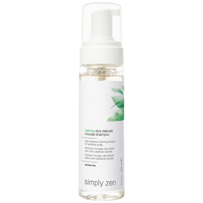 Simply Zen Calming Ultra Delicate Mousse Shampoo 200 ml