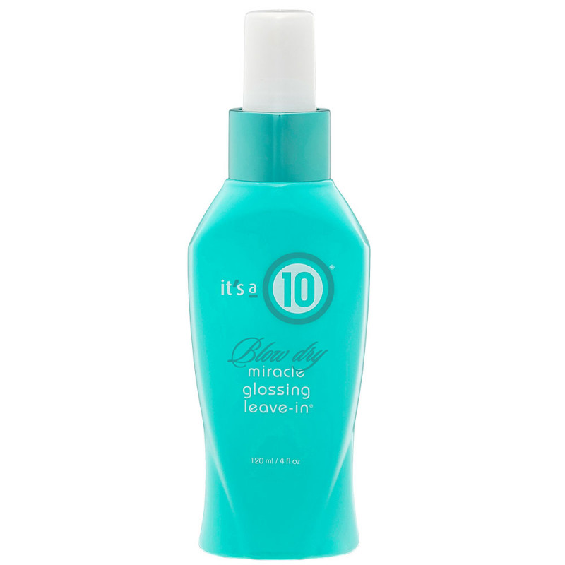 It's a 10 Blow Dry Miracle Glossing  Leave-In Conditioner 120 ml