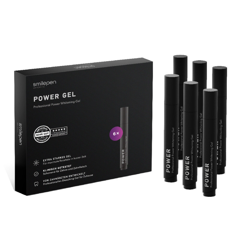 SmilePen Power Gel