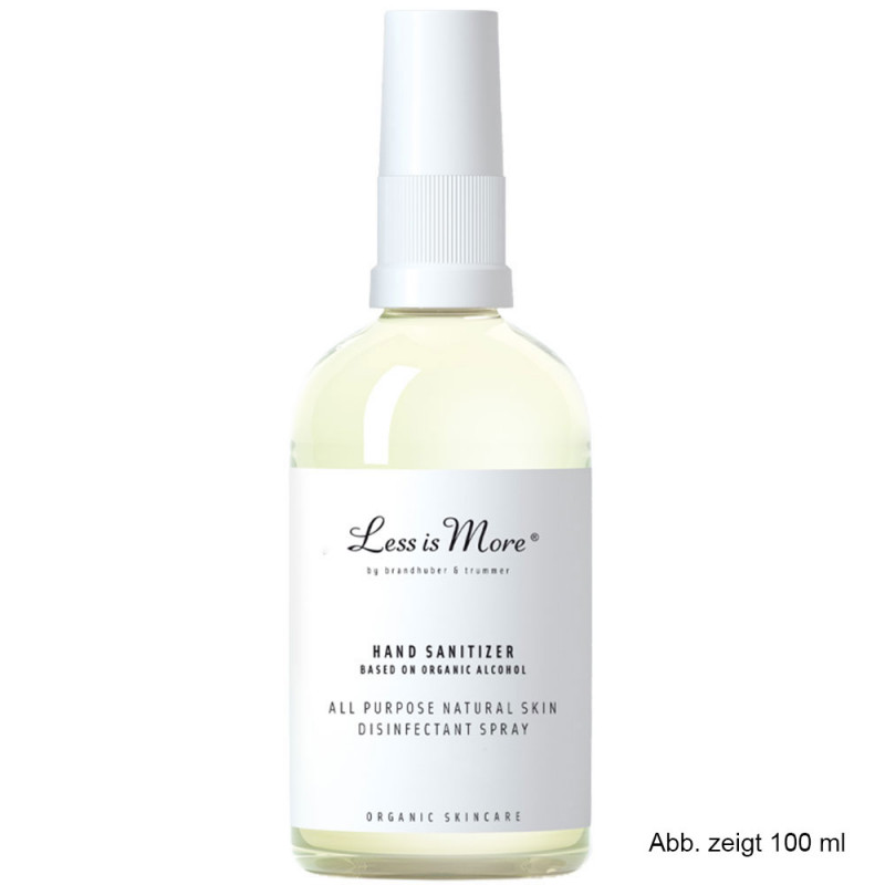 LESS IS MORE Hand Sanitizer 250 ml
