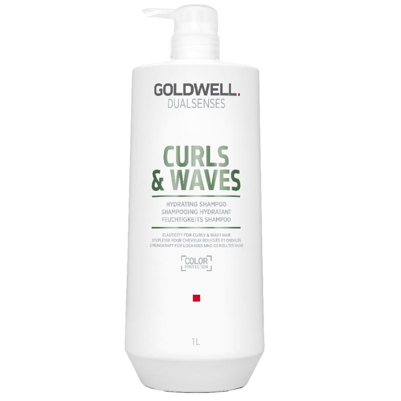 Goldwell Dualsenses Curl & Waves Shampoo 1000 ml