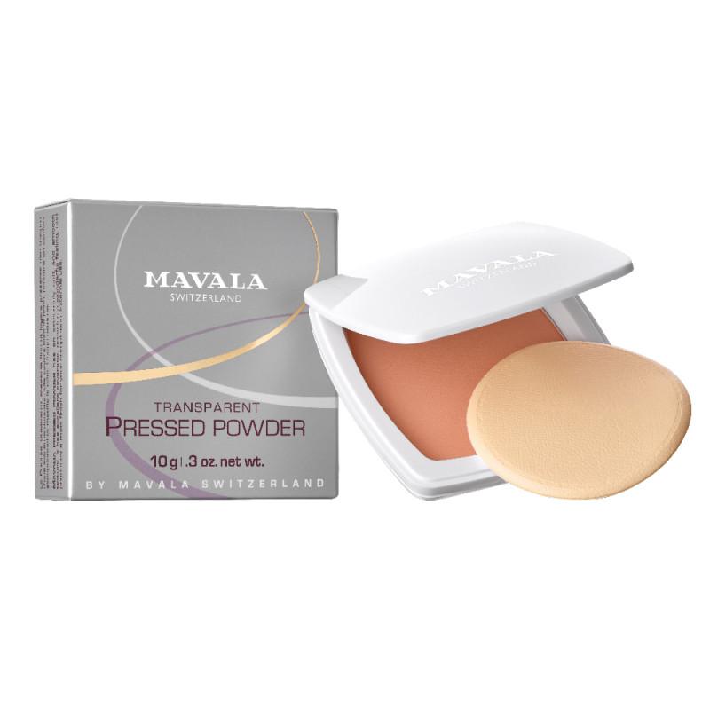 Mavala Compact Puder Rose Aurore 10 g