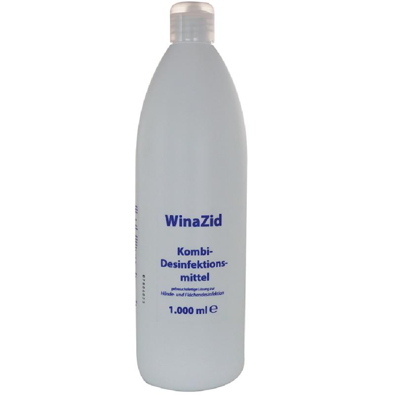 WinaZid Kombiprodukt Hände- & Flächen Desinfektion 1000 ml