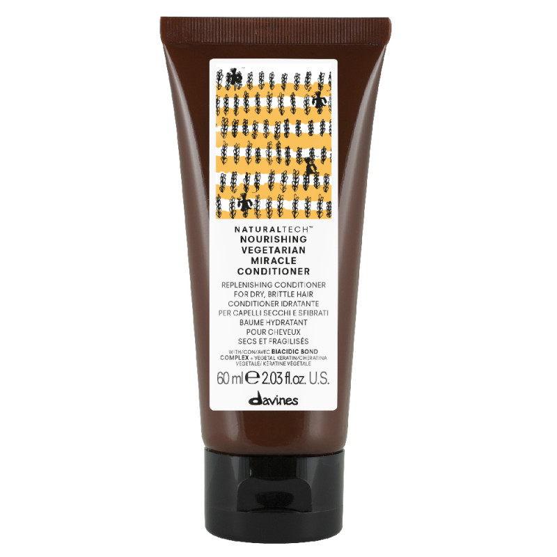 Davines Naturaltech Nourishing Miracle Conditioner 60 ml