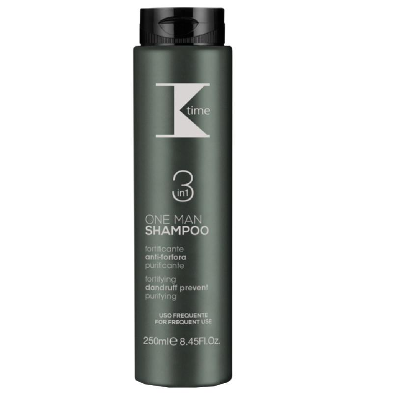 K-time One Man Strengthening Shampoo Anti-Dandruff 250 ml