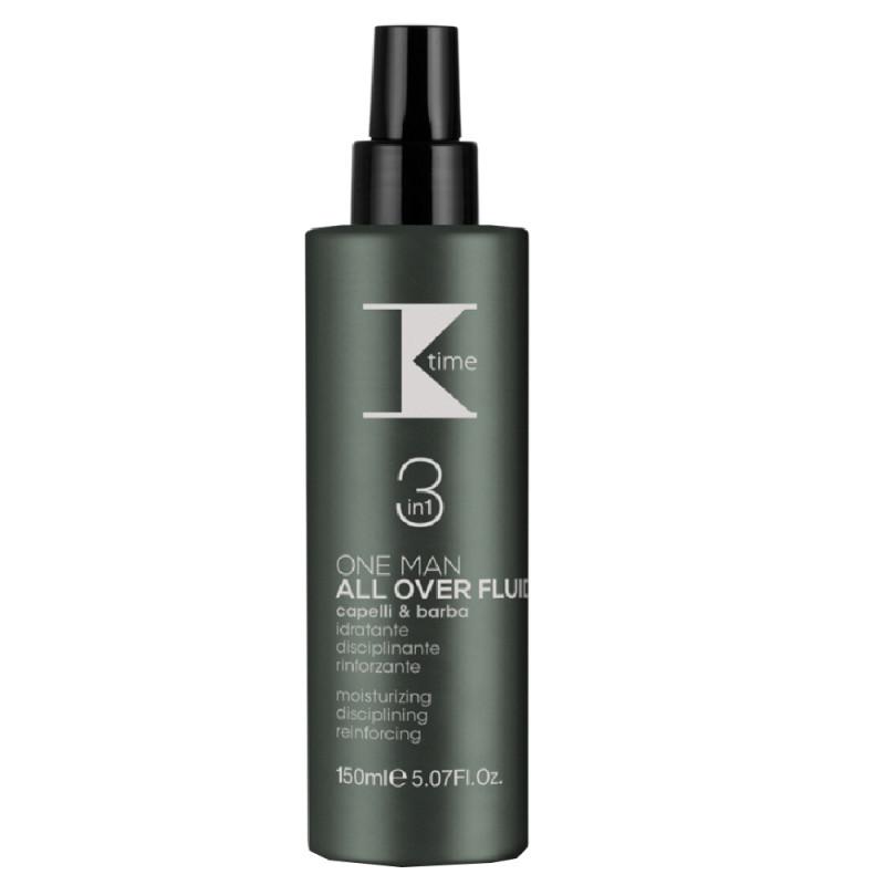 K-time One Man All Over Fluid Hair & Beard 150 ml