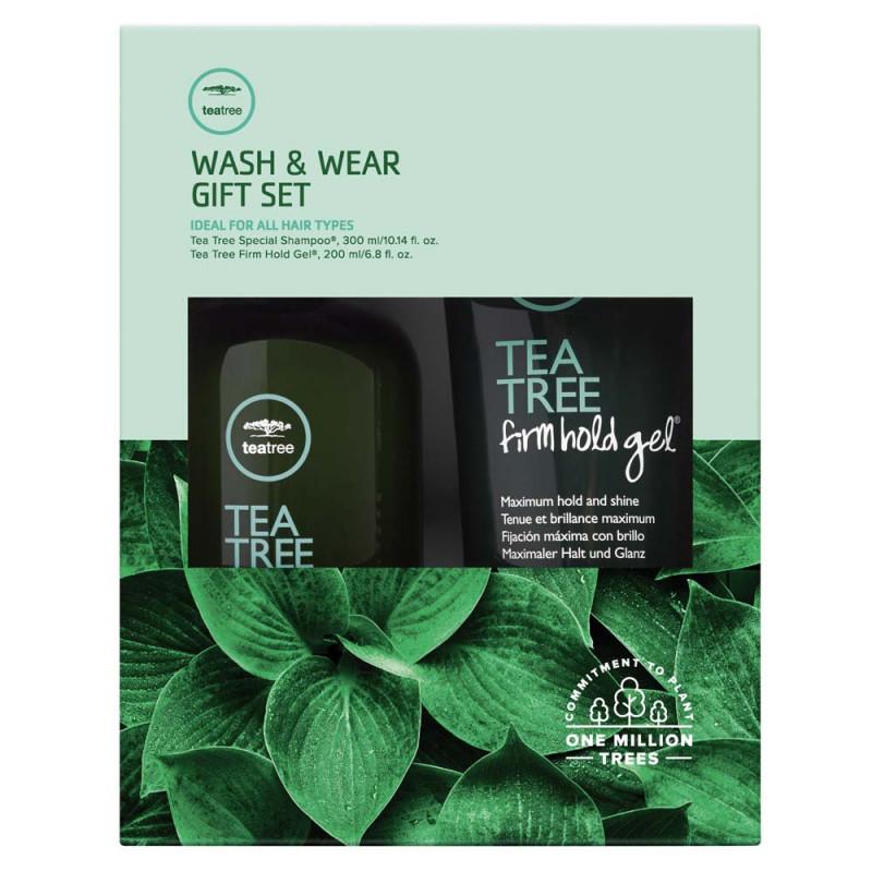 Paul Mitchell Tea Tree Wash & Wear Gift Set