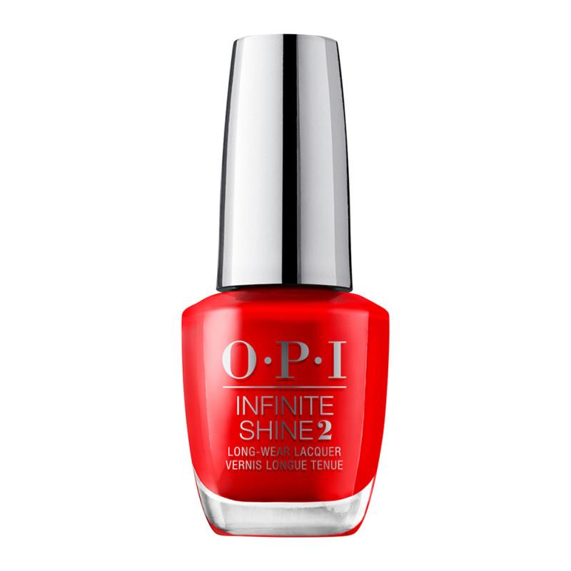 OPI Infinite Shine Unrepentantly Red 15 ml