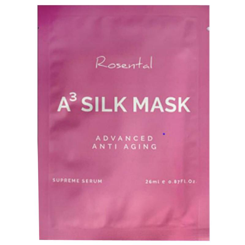 Rosental Organics Advanced Anti-Aging Silk Mask