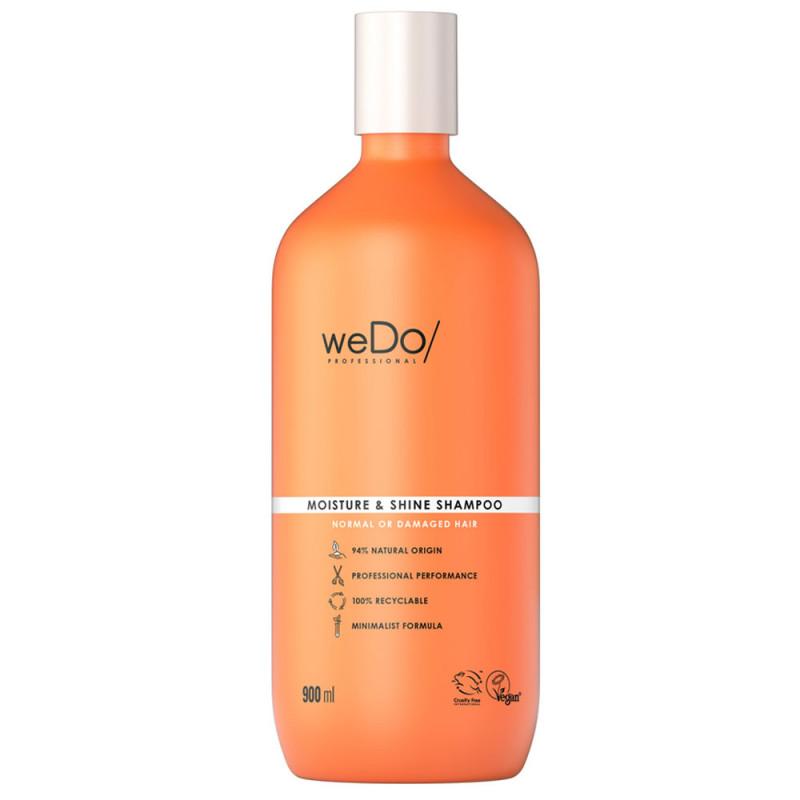 weDo Professional Moisture & Shine Shampoo 900 ml