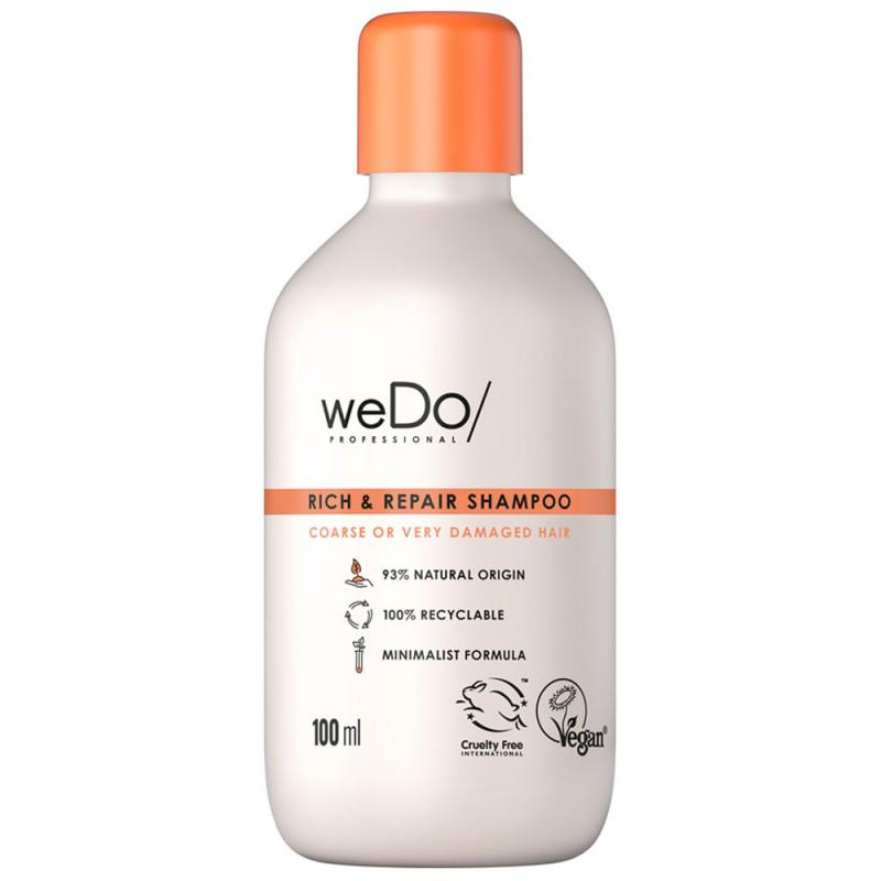 weDo Professional Rich & Repair Shampoo 100 ml