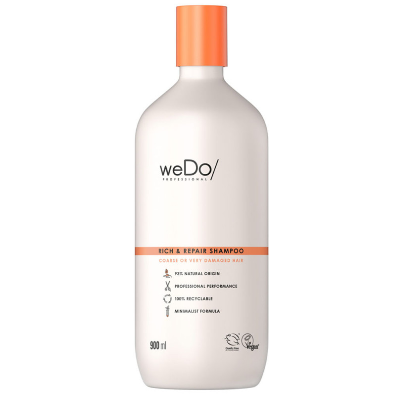 weDo Professional Rich & Repair Shampoo 900 ml