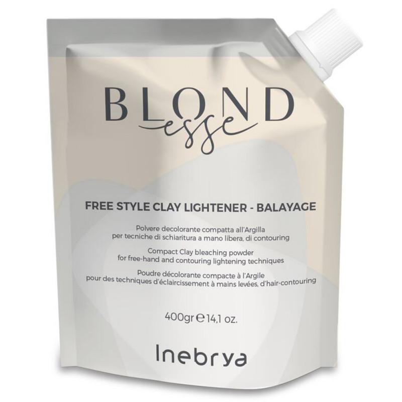 Inebrya Blondesse Free Style Clay Light 400 g