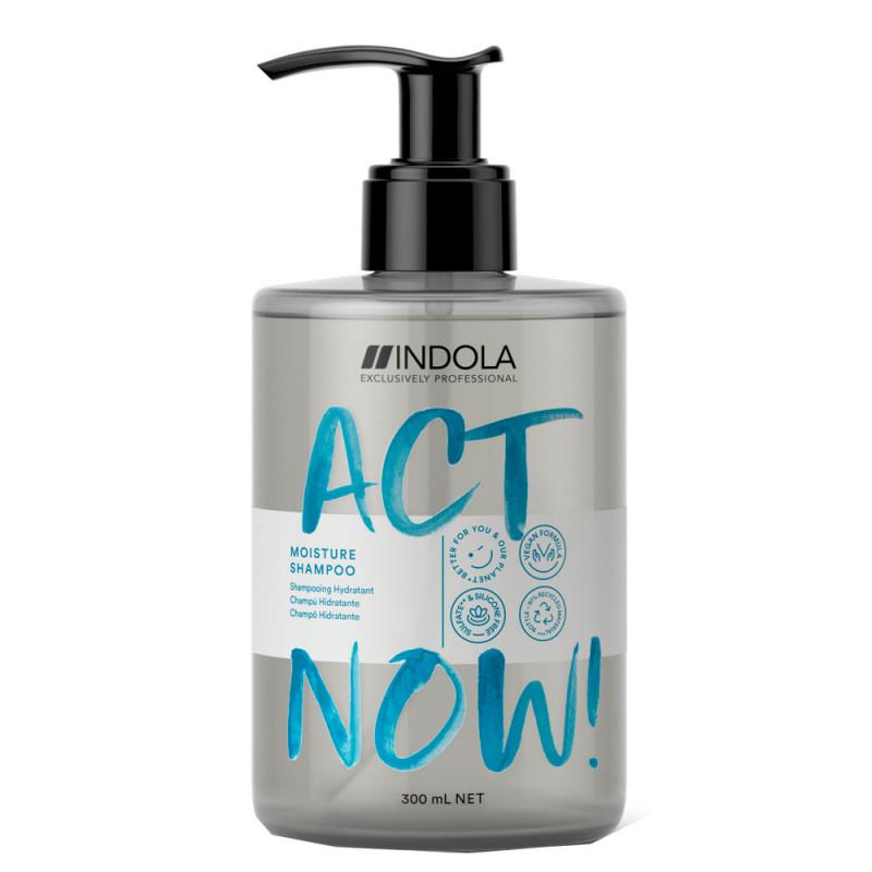 Indola Act Now! Moisture Shampoo 300 ml