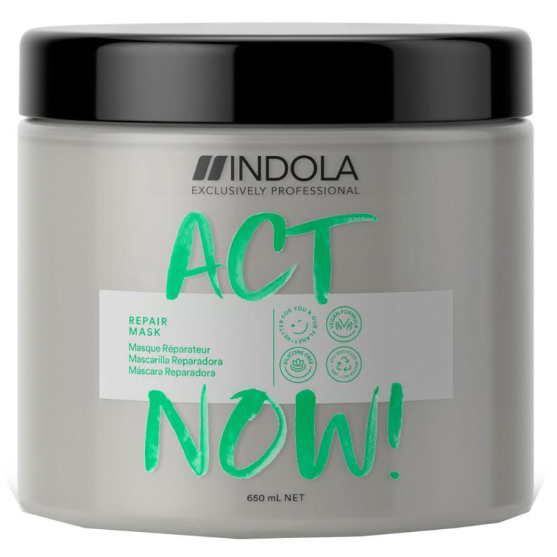 Indola Act Now! Repair Mask 650 ml