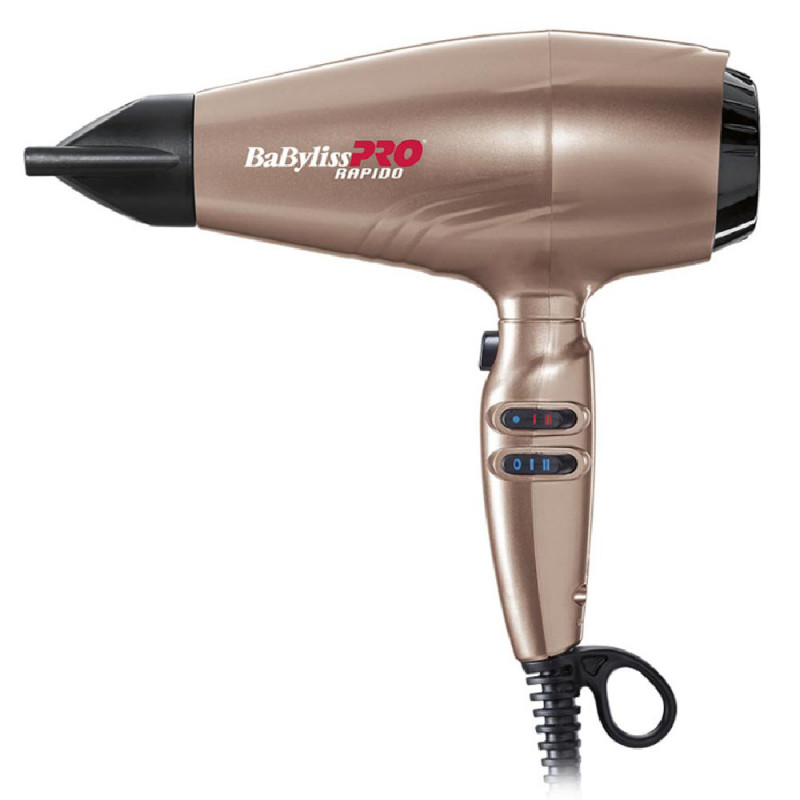 Babyliss PRO Light Bronze Rapido 2200W