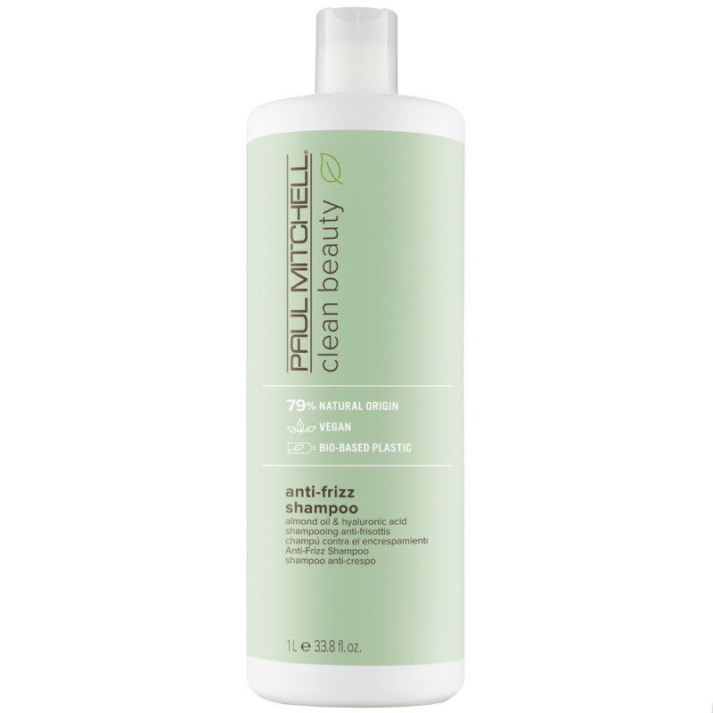 Paul MItchell Clean Beauty Anti-Frizz Shampoo 1000 ml