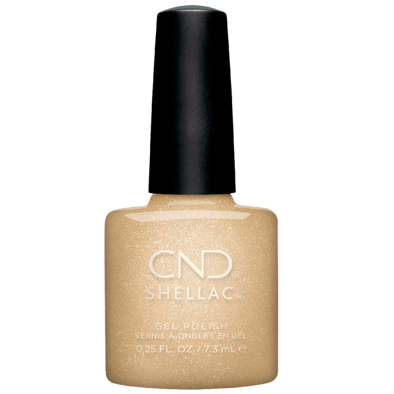 CND Cocktail-Couture Shellac Get That Gold 7,3 ml