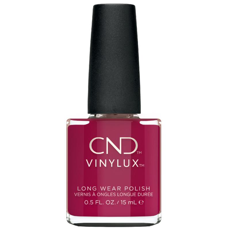 CND Cocktail-Couture Vinylux How Merlot 15 ml