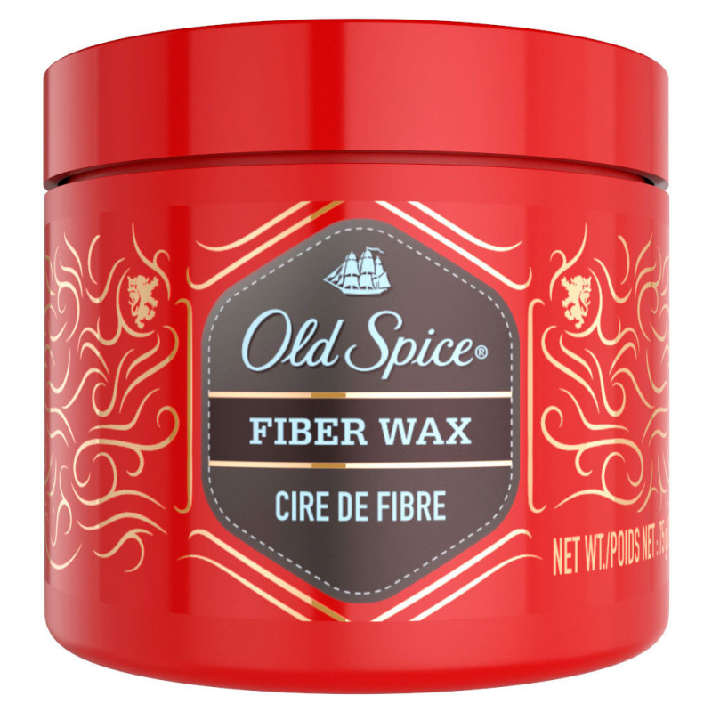 Old Spice Styling Fiber Wax 75 g