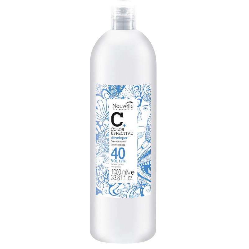 Nouvelle Color Effective Oxidant 12% 1000 ml
