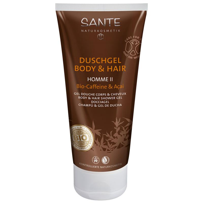 SANTE Homme II Duschgel Body & Hair 200 ml