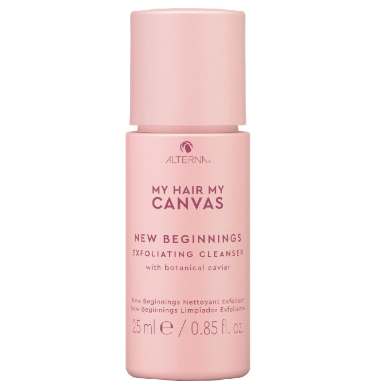 Alterna My Hair My Canvas New Beginnings Exfoliating Cleanser 25 ml