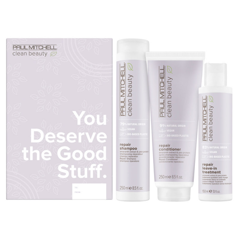 Paul Mitchell Clean Beauty Repair Gift Set