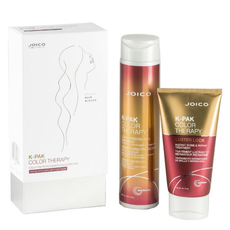 Joico K-Pak Color Therapy Geschenkset Shampoo & LusterLock