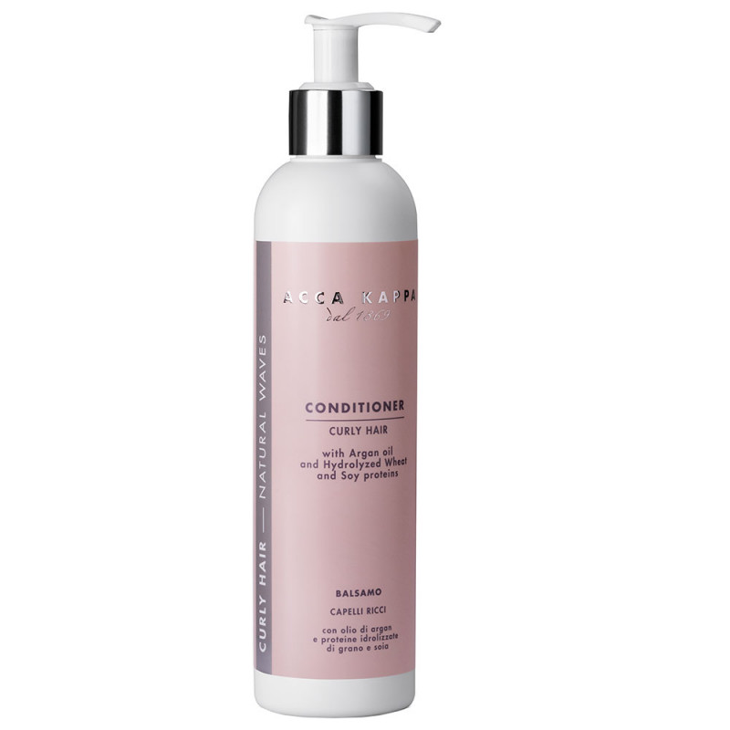 Acca Kappa Conditioner for Curly Hair 250 ml
