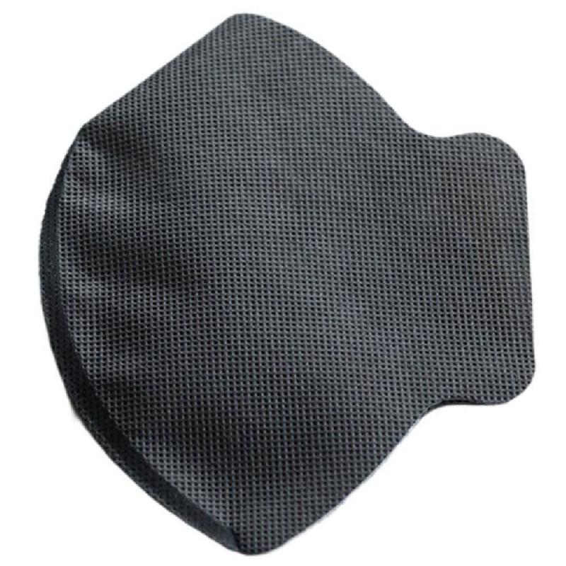 Klebemundschutz Schwarz 50 Stück