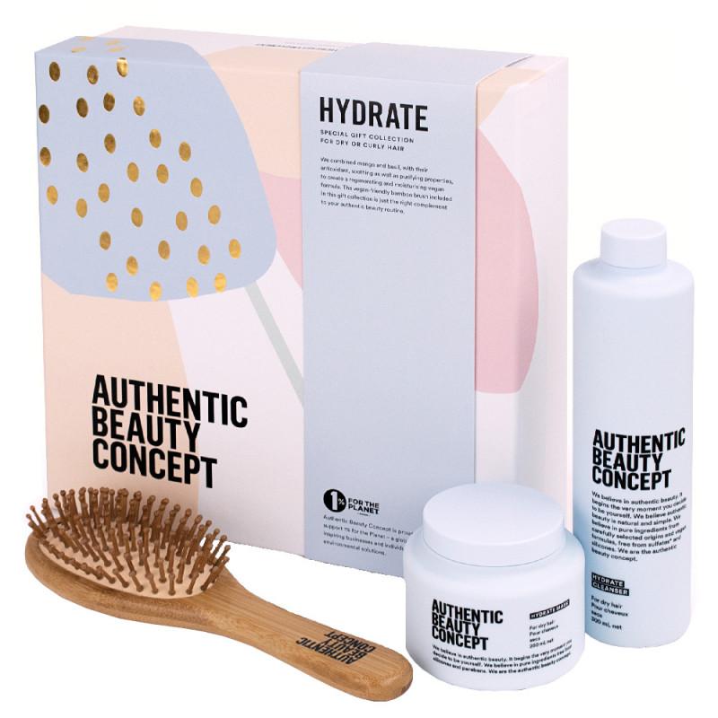 Authentic Beauty Concept Geschenkset Hydrate 2020