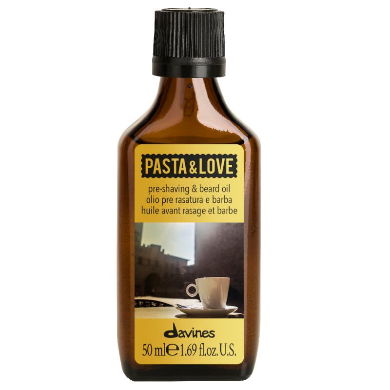 Davines Pasta & Love Pre Shaving + Beard Oil 50 ml