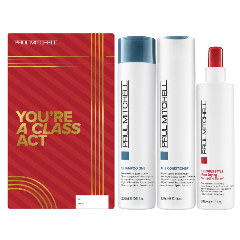 Paul Mitchell Holiday Classic Trio