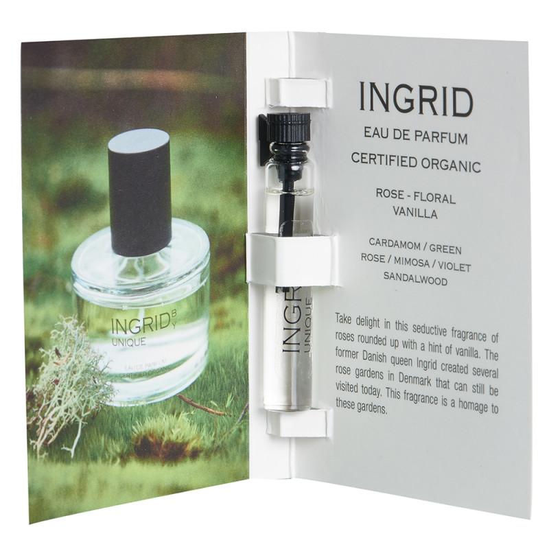 Unique Beauty  Haircare Ingrid by Unique Eau de Parfüm Vial 2 ml