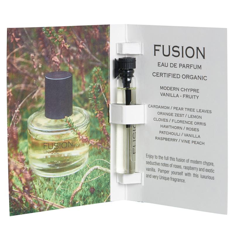 Unique Beauty Haircare Fusion by Unique Eau de Parfüm Vial 2 ml