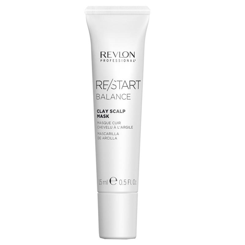 Revlon Re/Start Clay Scalp Mask 10x15 ml