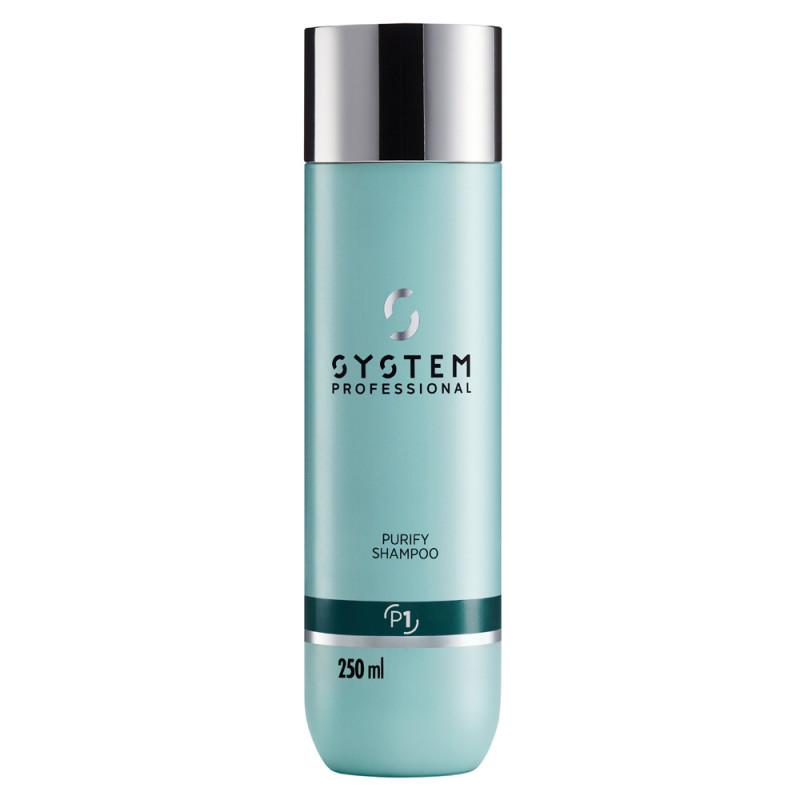 System Professional LipidCode P1 Purify Shampoo 250 ml