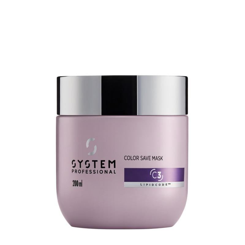 System Professional LipidCode C3 Color Save Mask 200 ml