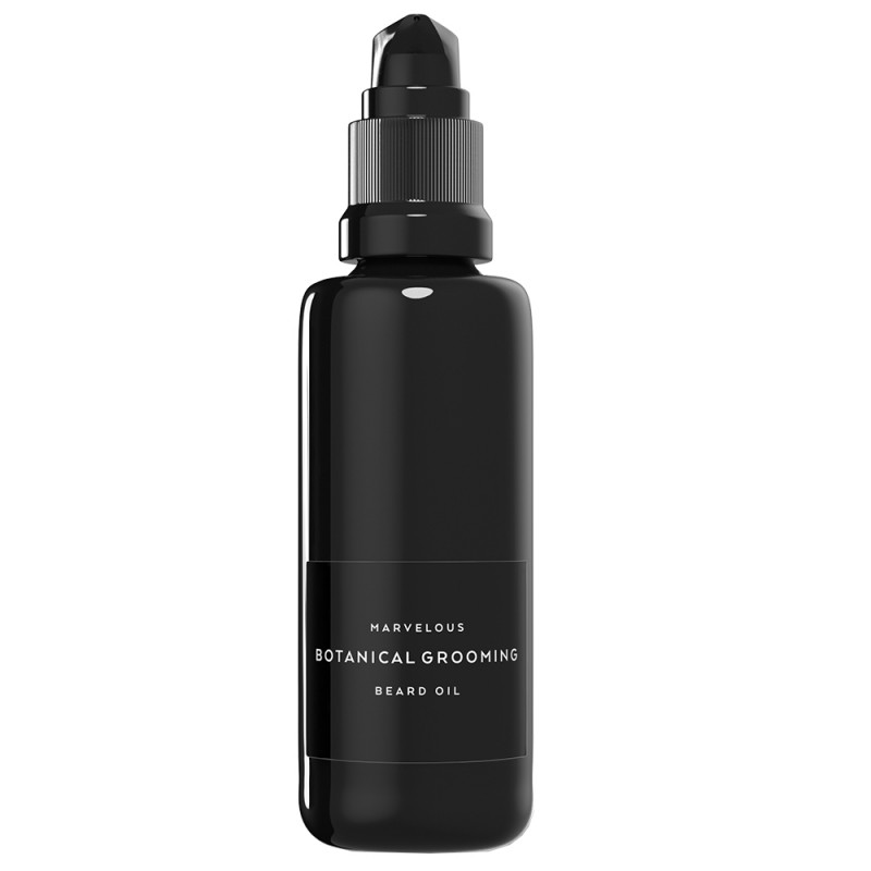 BMRVLS Botanical Grooming Beard Oil 50 ml