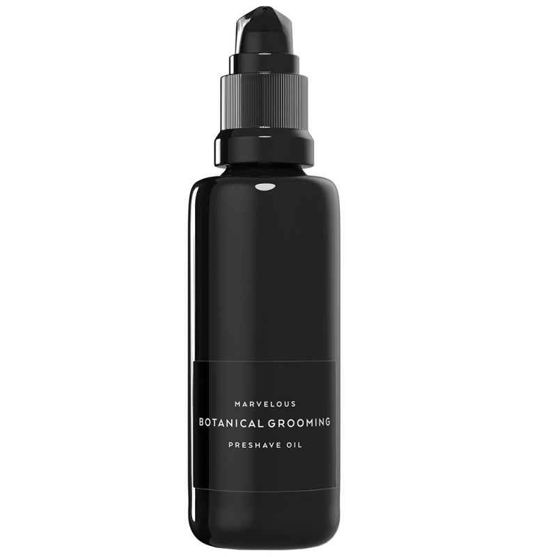BMRVLS Botanical Grooming Preshave Oil 50 ml