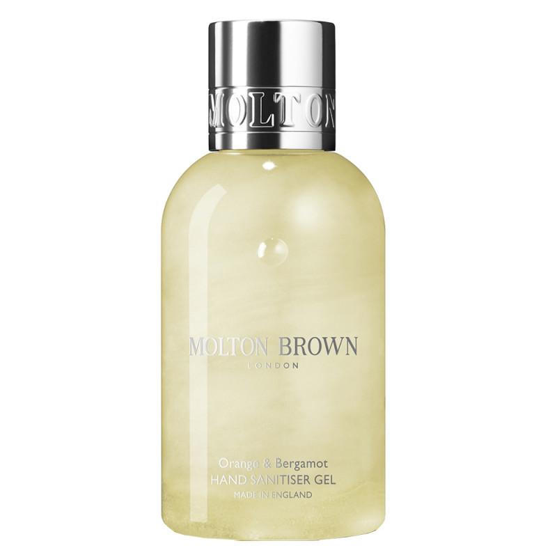 Molton Brown Orange & Bergamot Hand Sanitiser Gel 100 ml