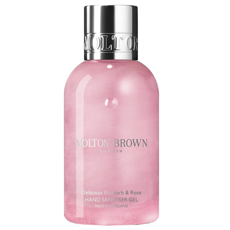 Molton Brown Rhubarb & Rose Hand Sanitiser Gel 100 ml